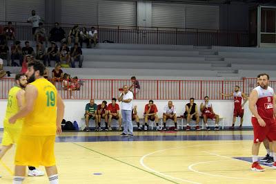 Cara y cruz para los equipos jiennenses en la Nacional Masculina