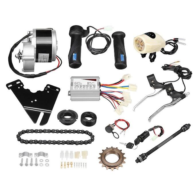 36V 250W كهربائيّ دراجة تحويل Scooter موتور تحكم عدة ل 22-28inch عاديّ دراجة