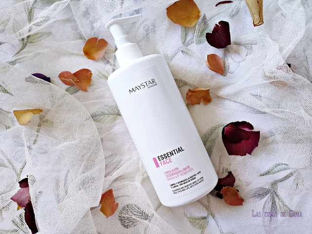 Maystar Essential tónico limpieza facial beauty skincare belleza