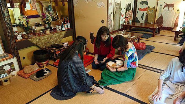 Một số hình ảnh du khách ở ngôi đền