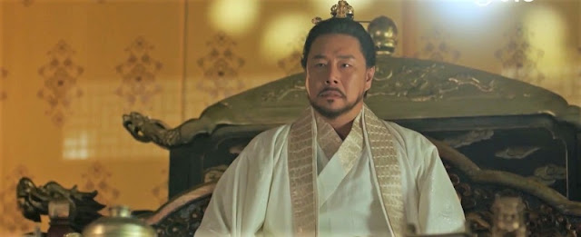 Raja Pyeongwon dari Goguryeo Drama River Where the Moon Rises