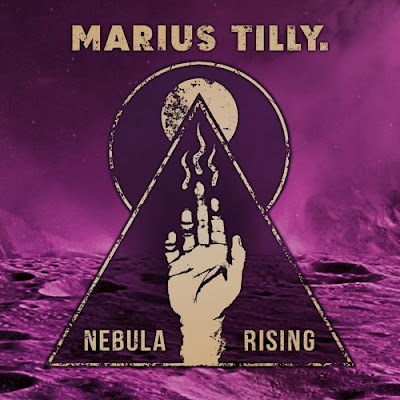 """Το video clip του Marius Tilly. για το τραγούδι """"Vespa"""" από τον δίσκο """"Nebula Rising"""""""