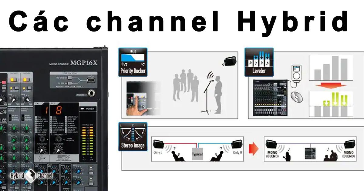 Bán mixer Yamaha chính hãng, mixer Yamaha giá rẻ nhất thị trường