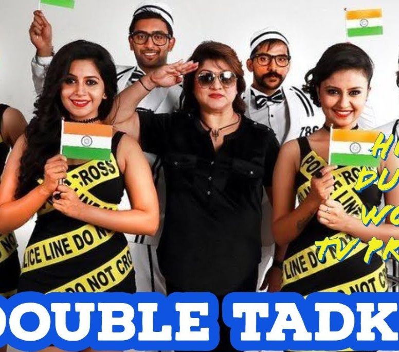 Double Taddkaa (Uppu Huli Khara) 2020 Hindi Dubbed 720p HDRip 900MB
