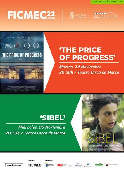 El Festival Internacional de Cine Medioambiental de Canarias hace su primera parada en Santa Cruz de La Palma