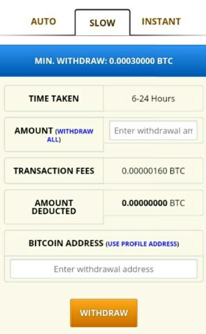 Free bitcoin withdraw kare