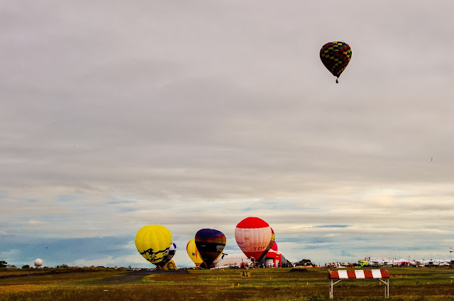18th Hot Air Balloon Festival