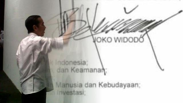 Soroti Tanda Tangan Jokowi di Surat RUU Ciptaker, Rachland: Ruwet!