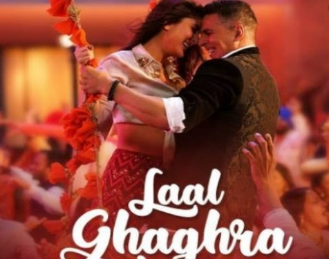 "Bollywood movie good Newwz ""LAAL GHAGHRA"" LYRICS"