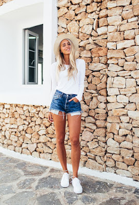 Casual outfits with SHORTS that are fashionable this year