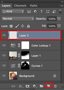 cara membuat efek exposure ganda di photoshop