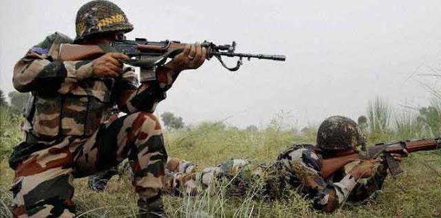 कुपवाड़ा में मुठभेड़, दो आतंकी मारे गए
