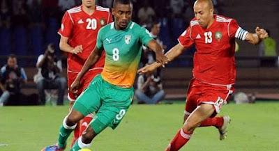 موعد مباراة  المغرب وساحل العاج ضمن مباريات كأس أمم أفريقيا 2019