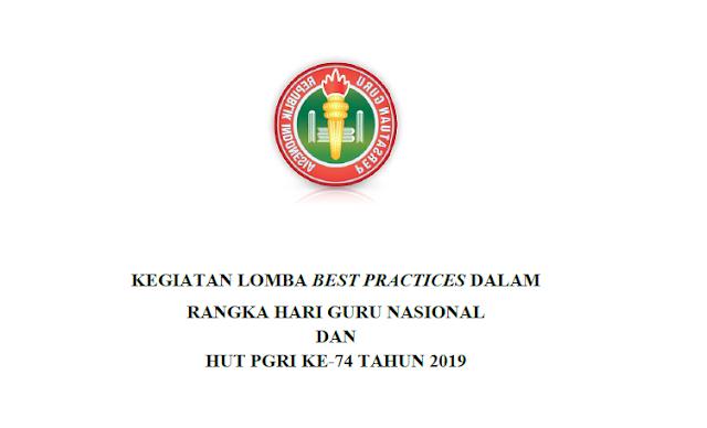 Lomba best Praktis PGRI Bali