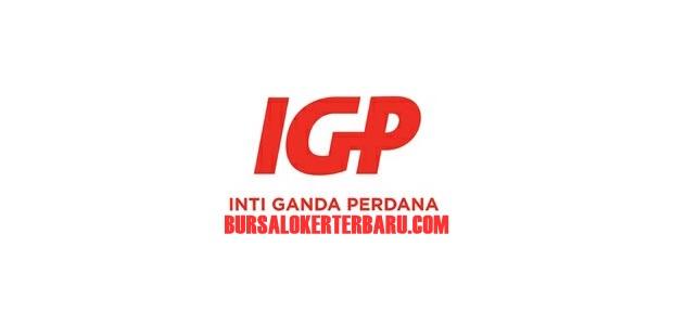 PT. Inti Ganda Perdana (Astra Group)