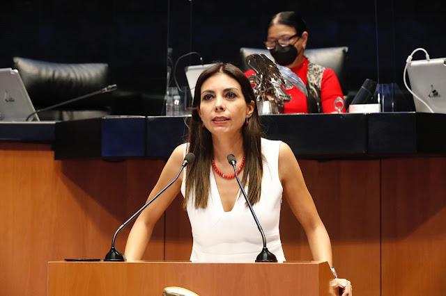 Pide Alejandra García garantizar seguridad de candidatos y funcionarios de casilla
