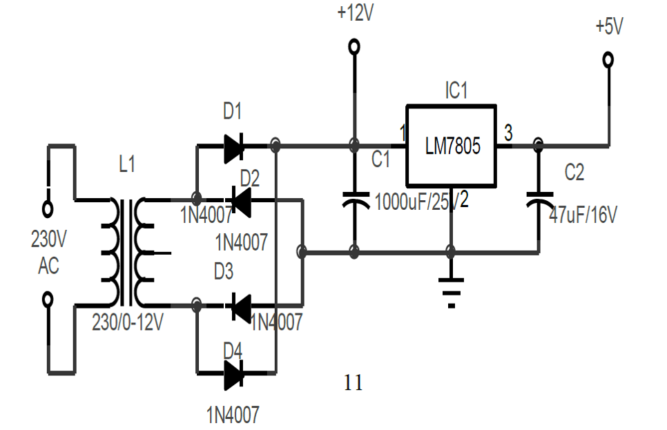 videocon ac circuit diagram