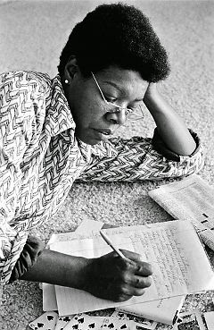 "Maya Angelou's Top 11 Inspirational Quotes:""Nothing will work unless you do."""