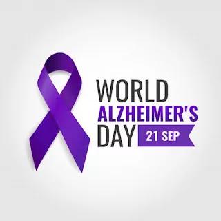 World Alzheimer's Day 2021: Tuesday, 21 September