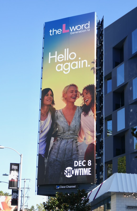 L Word Generation Q Hello again billboard