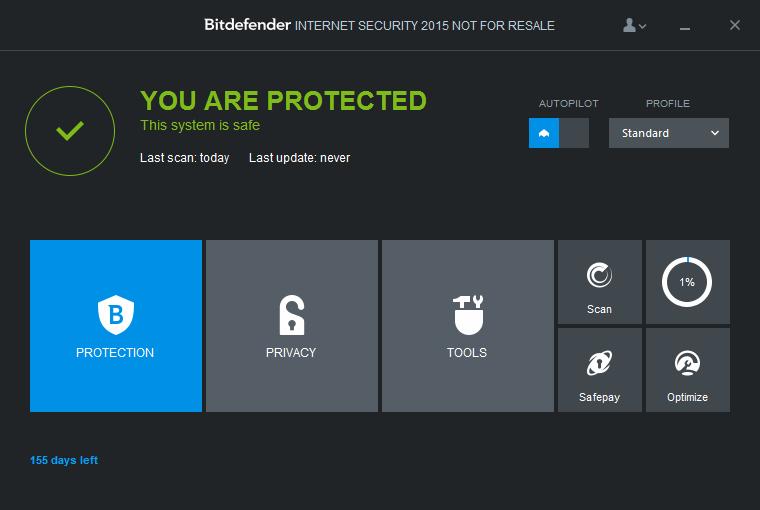 BitDefender Internet Security 2015 [Full + Key] แอนตี้ไวรัสอันดับ 1 ของโลก ล่าสุด Aug2015