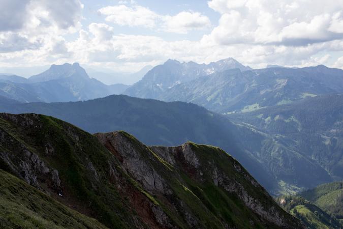 Leobner | Theklasteig | Eisenerzer Alpen Höhenweg