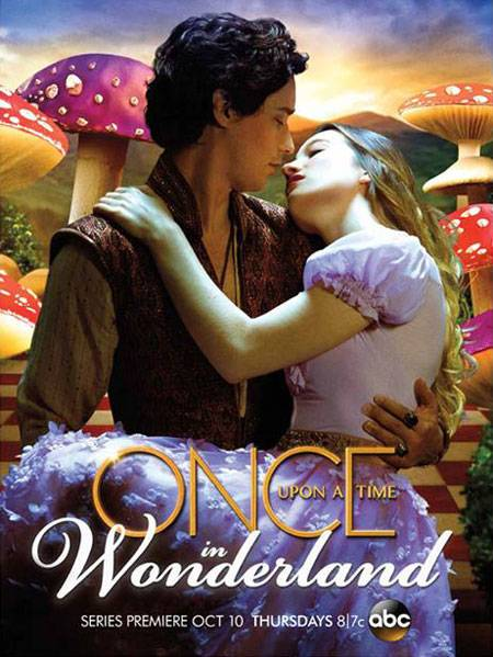 Assistir Série Once Upon a Time in Wonderland – Todas as Temporadas