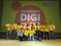 Siswa SMKN 2 Maros Menjadi Pemenang Kompetisi IM3ooredoodigitalent