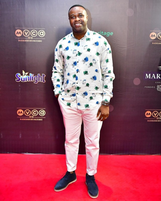 Image result for AMVCA 2018 cocktail party