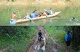 Perjalanan Tenaga Nusantara Sehat Menuju Tempat Tugas