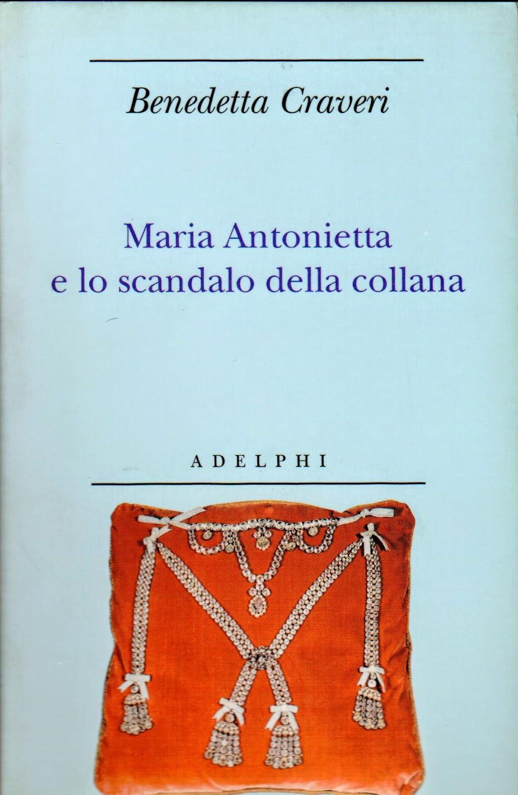 Lo Scandalo Della Collana Film mozzafiato: #libri 'maria antonietta e lo scandalo della