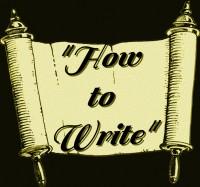 """""""How to Write"""""""