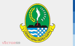 Logo Provinsi Jawa Barat - Download Vector File EPS (Encapsulated PostScript)