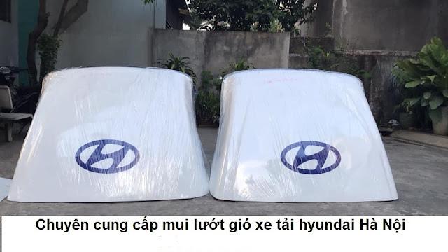 Mui lướt gió xe tải Hyundai