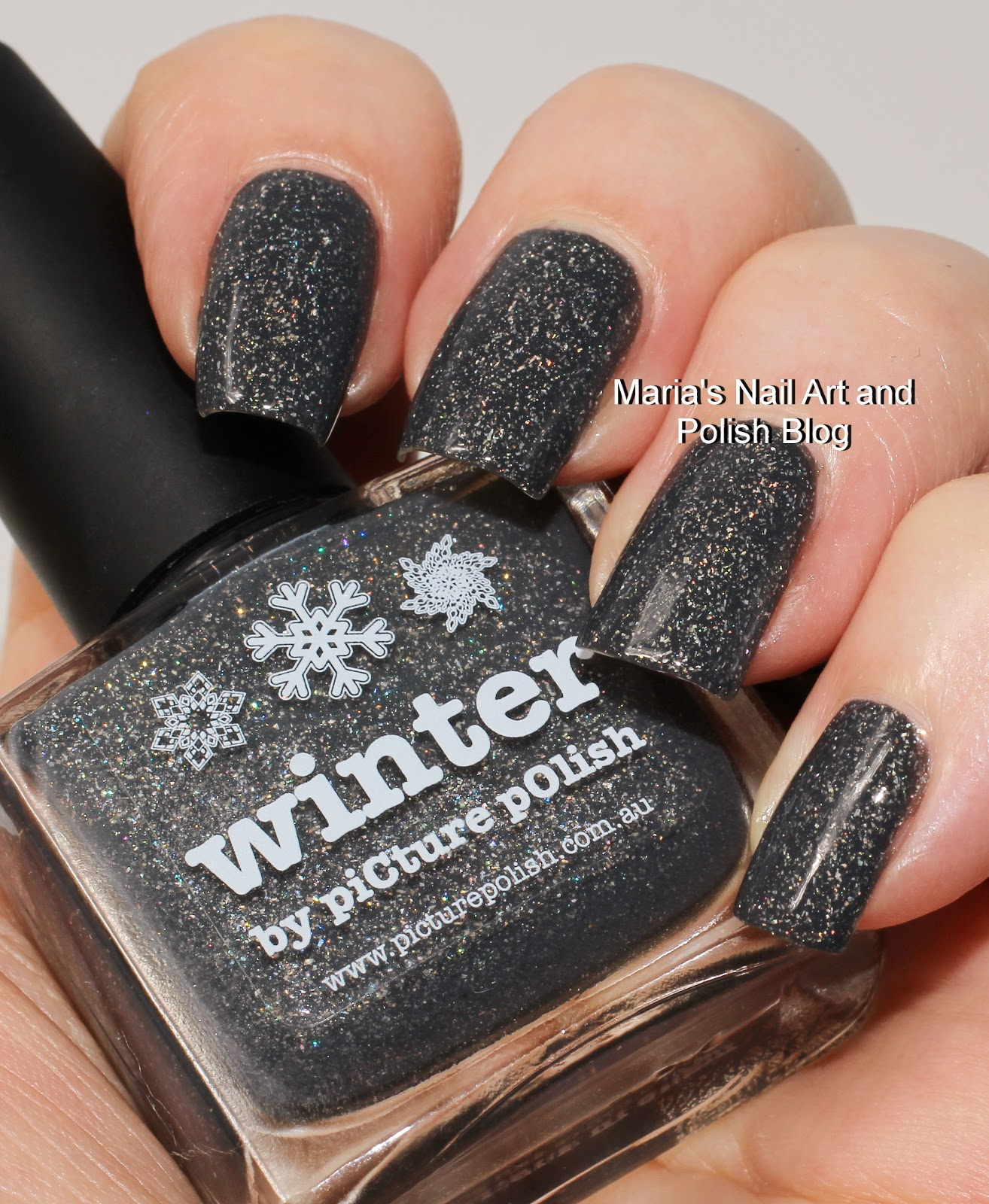 Winter Nail Polish: Marias Nail Art And Polish Blog: Picture Polish Winter