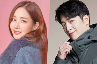 Sinopsis Drama Park Min Young x Seo Kang Joon (I'll Find You on a Beautiful Day) 2020