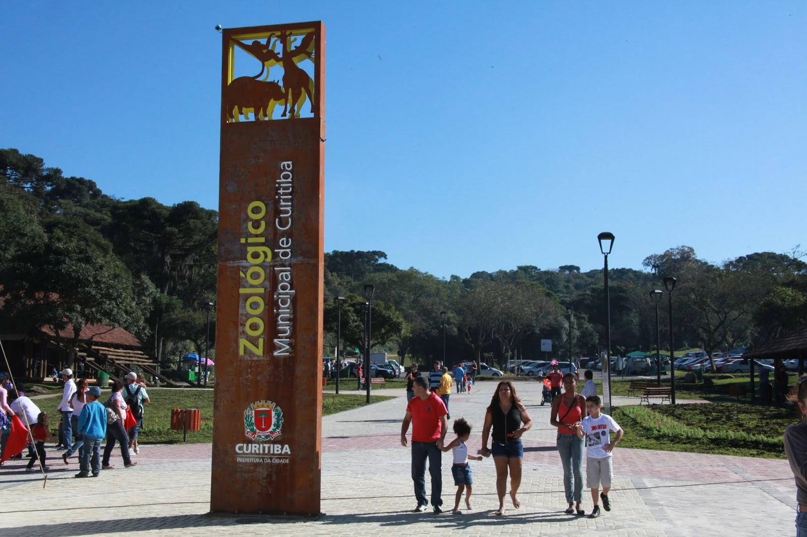 Zoológico de Curitiba tem horário ampliado e atrações para o fim de semana