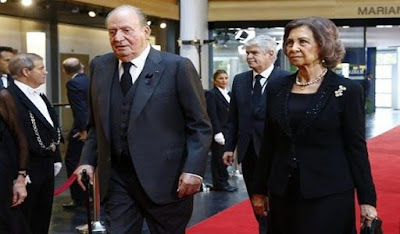Ex-Spanish King who slept with 2,154 women