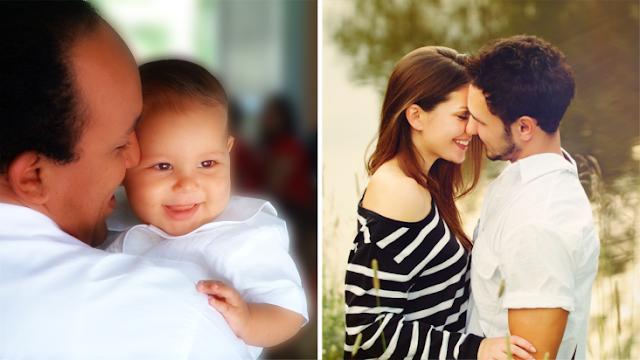 Dzieci kontra zakochane pary - buziaki i przytulanie