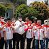 DPC GERCIN Kabupaten Bandung Sebar 5000 Masker Cegah Covid-19