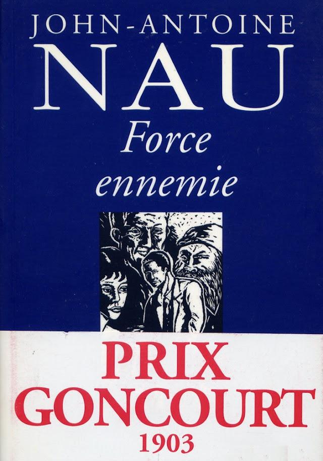 Force ennemie, John-Antoine Nau