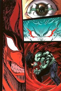 "Reseña de ""Devilman G ~ Grimoire ~"" de Rui Takatou - Ivrea"