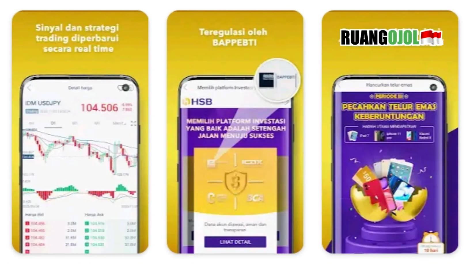 trading saham pemula