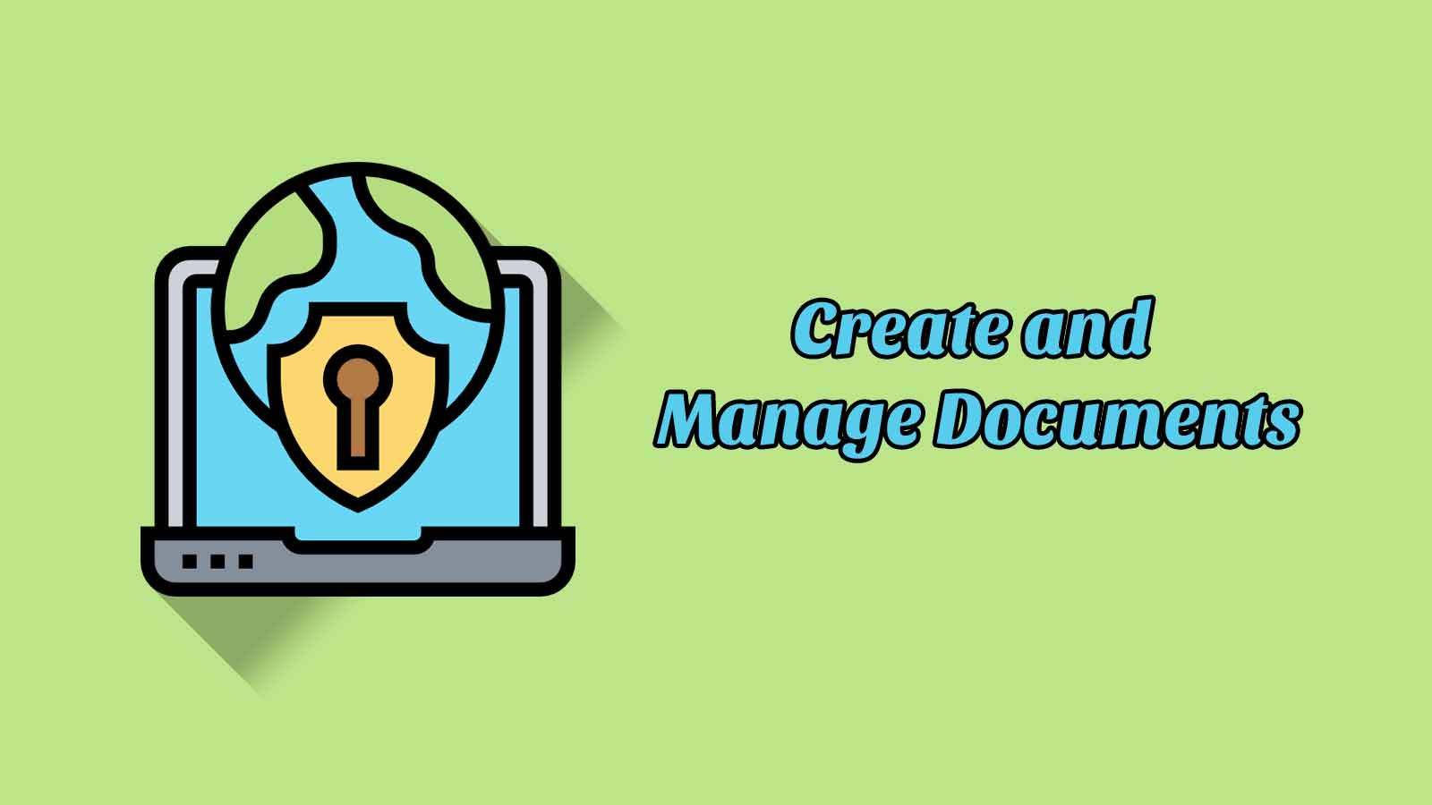 Create and Manage Documents - Word 2019 (APTI2)