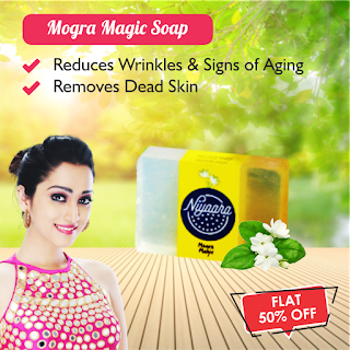 Niyaara Mogra Magic Soap