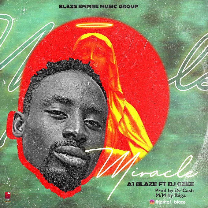 [MUSIC] A1 BLAZE - MIRACLE