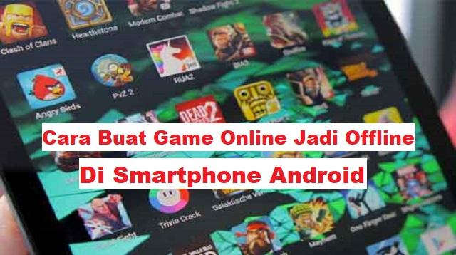 Cara Buat Game Online Jadi Offline Lucky Patcher 2021 Cara1001
