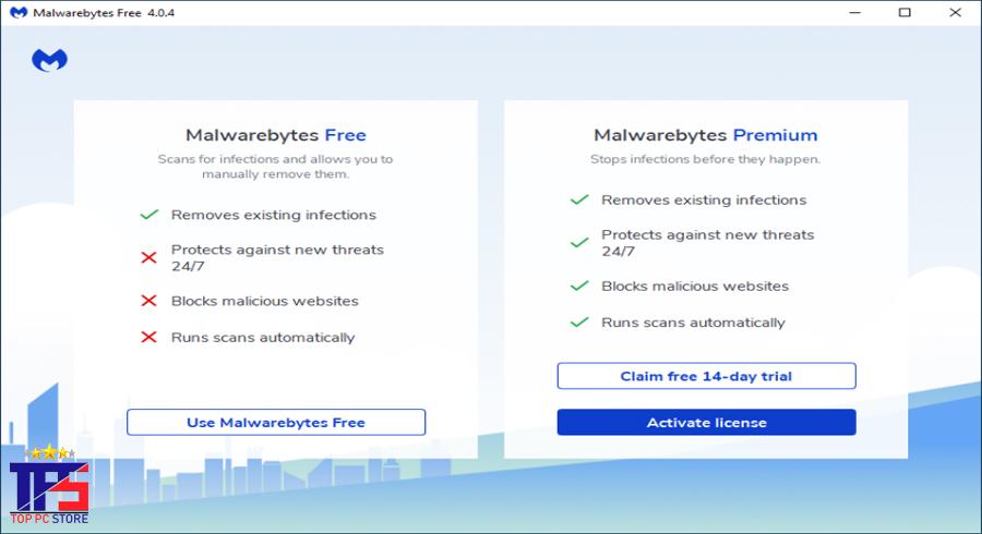Malwarebytes Trial version 2020 free Download