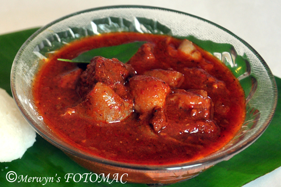 Goan Pork Vindaloo Hilda S Touch Of Spice