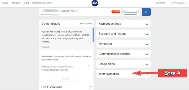Recharge-with-Old-Jio-plans-using-Tariff-Protection